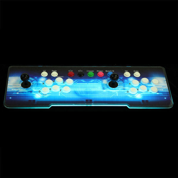 1760 In 1 Retro Games Wireless bluetooth HD 4k Display Arcade Console  Android TV Game Box Double Stick P andora's Box