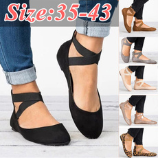Shoes, Flats, Ballet, Sandals