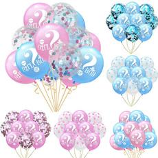 decoration, genderrevealparty, boyorgirl, babyshowerballoon
