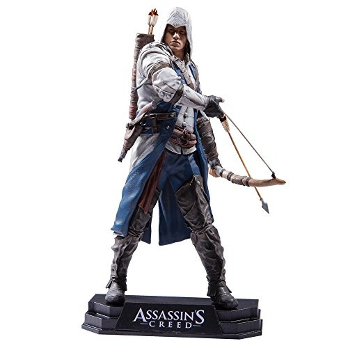 Mcfarlane Toys Assassin S Creed Connor 7 Collectible Action Figure Wish