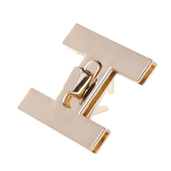 Metal Clasp Turn Lock Twist Locks For Diy Handbag Shoulder Bag Hardware Accessories Luggage & Bags
