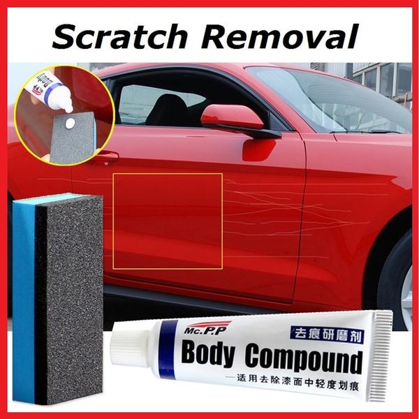 Car Body Compound Paste Set Car Scratch De-mark abrasive Polish Care Auto  Polishing Grinding Car Paste Paint Care