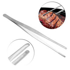 Steel, Kitchen & Dining, Jewelry, stainless steel tweezer