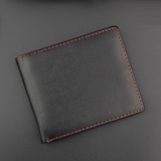 leather wallet, leather, Men, purses