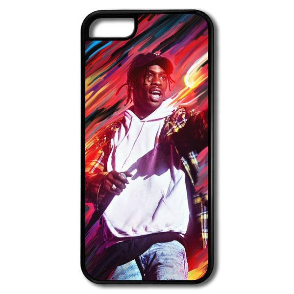 Travis Scott Wallpaper Cell Phone Case Cover For Iphone5 5s Iphone