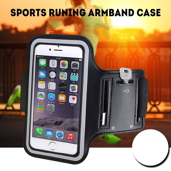 official photos 82afa 343ab Universal 3.5-inch - 6.0-inch Armband Case , Sport Armband Arm Band Case  for iPhone X Samsung Galaxy S9/S8/S7 iPhone 8 Plus iPhone 8/7/6/6s iPhone 7  ...