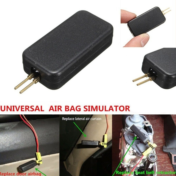 Airbag Air Bag Simulator Emulator Bypass Garage Srs Fault Finding Diagnostic Kit