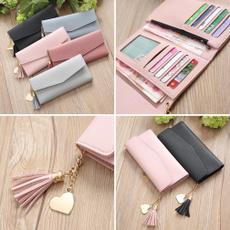 Tassels, Wallet, leather, purses