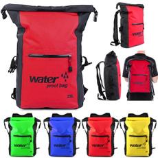 campingwaterproofbag, Outdoor, Waterproof, canoekayakstoragebag