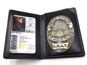 case, swatidcard, detectiveidcard, Cosplay