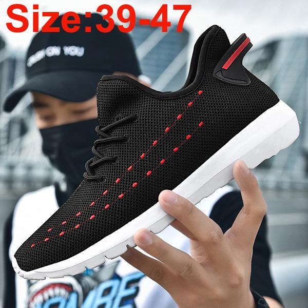 Men Mesh Sneakers Breathable