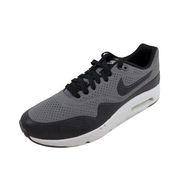 de4426ecd8030 Nike Air Max 1 Ultra Moire Dark Grey/Black-Silver 705297-003   Wish