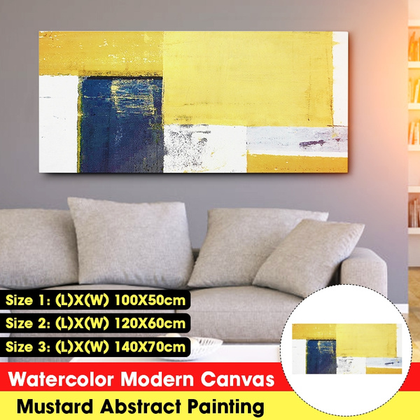 Abstract Painting Canvas Wall Art