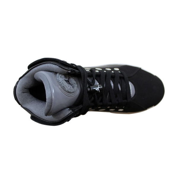on sale b9563 f5e4a Cute   Nike Men s Air Jordan Ol School Black White-Cool Grey 317223-013