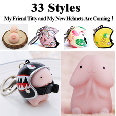 Funny, Toy, Key Chain, Gifts