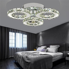 Chandelier, ledluminaire, ceilinglamp, Home & Living