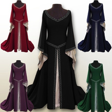 gownlongdre, Fashion, Cosplay, Medieval