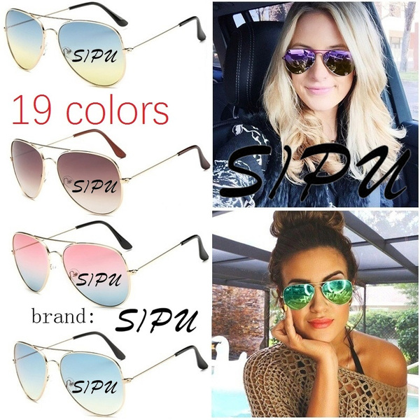Summer, Outdoor, UV Protection Sunglasses, Fashion Accessories