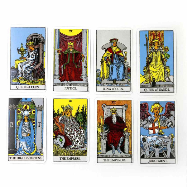 Judgement And King Of Cups