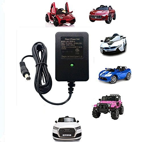 12V Universal Charger Power Ride Battery Car Mercedes-Benz Audi Hello-Kitty SUV