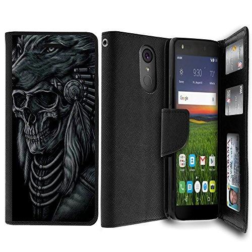 the best attitude 92761 7747c Untouchble Case for LG K20 Plus Case, LG Grace, K20 V, LG Harmony, LG K20  Wallet Case[MAX WALLET] Cover Dual Purpose Wallet Case, Phone Design Card  ID ...