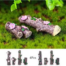 Bonsai, treestump, Home Decor, bonsaidecoration