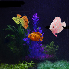 fishaquaticpetsupplie, Decor, suckerfish, artificialfish