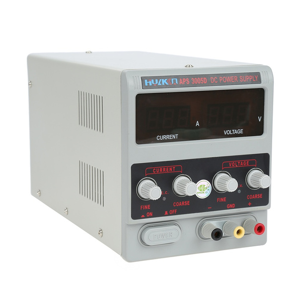 DCNetzteil Labornetzteil Einstellbar Labornetzgerät Digital Netzgerät 0-30V 0-5A