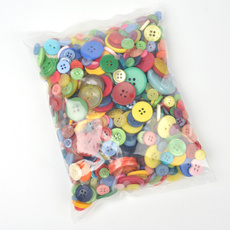 sewingbutton, Flowers, button, Sewing