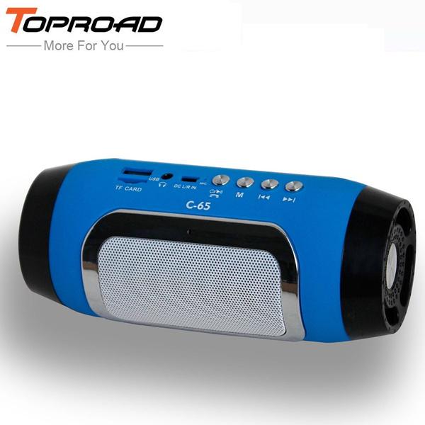 Consumer Electronics Just Portable Wireless Music Micro Speaker Usb Mini Stereo Superbass Speakers Column Latest Technology