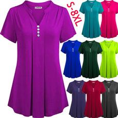 Summer, topsamptshirt, Cotton T Shirt, summer t-shirts