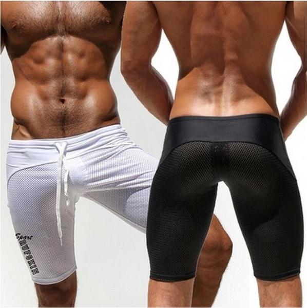 Summer, runningshort, Plus Size, men fashion