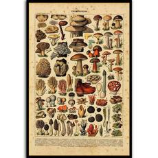 Movie, art, Home Decor, Mushroom