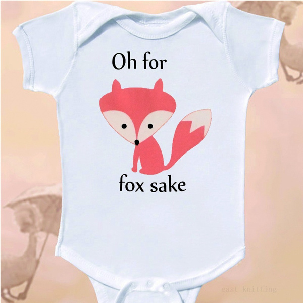 044bc342f Oh For Fox Sake Baby Onesie, Boho Baby Clothes, Tribal Baby, Hipster Baby,  Baby Boy Clothes, Funny Baby Onesie, Unisex Baby Clothes, Fox | Wish