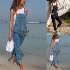 overalljean, Fashion, denim overalls women, overallromper