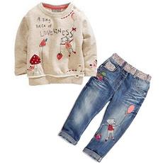 newchildrensjean, Fashion, 2018autumn, pants