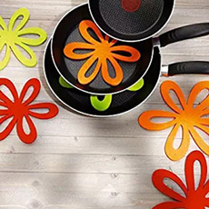 butterfly, tablemat, Pot, Kitchen & Dining