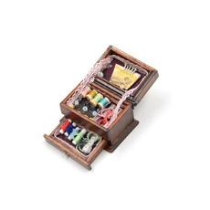 Box, Mini, Decor, Vintage