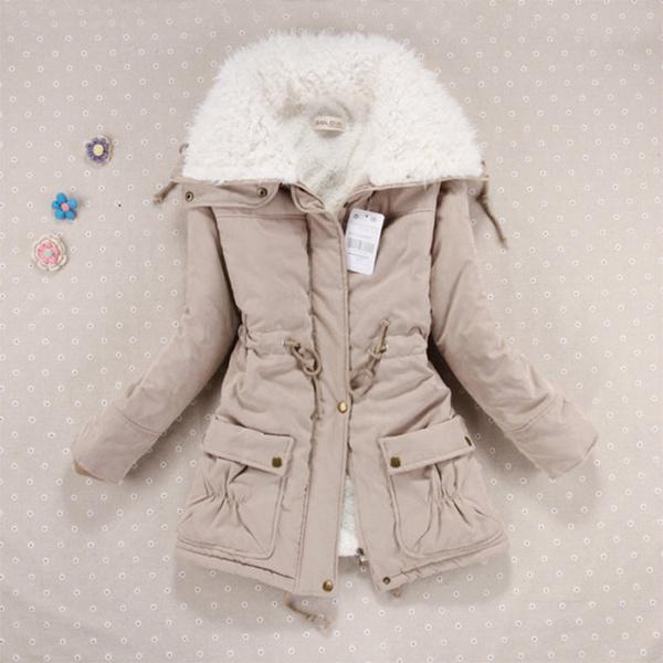 Medium, Winter, Coat, Plus Size