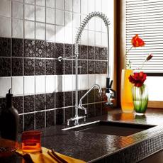 Faucets, touchonkitchensinkfaucet, prerinsefaucet, Restaurant