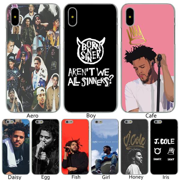 j cole pop art 2 iphone case