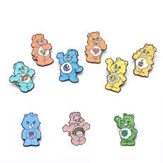 bearspin, carebear, Pins, bearsbadge