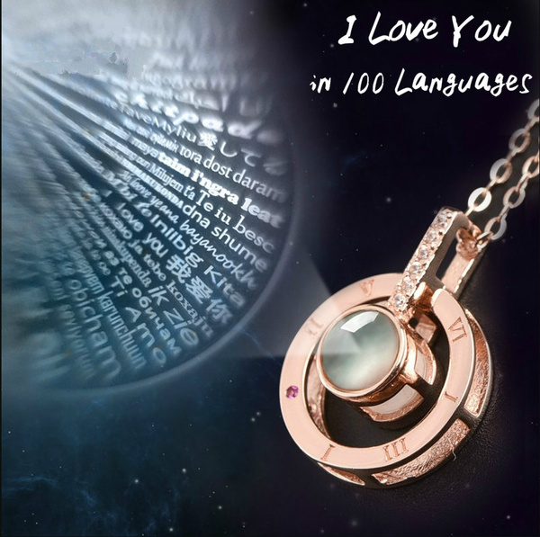 i love you bracelet 100 languages