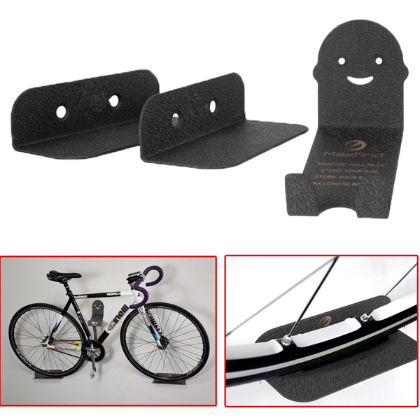 3 Pcs Bike Wall Mount Storage Hanger Stand Bicycle Cycling Pedal New