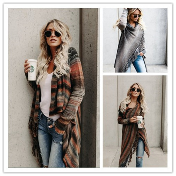 Plus Size, Winter, Coat, Sweaters