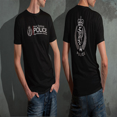 Fashion, Police, tshirt men, graphic tee