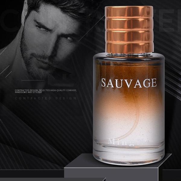 a78f4c78 Men's Fashion Charming Perfume SAUVAGE Classic Fresh Cologne for Male  Fragrance 50ml/100ml