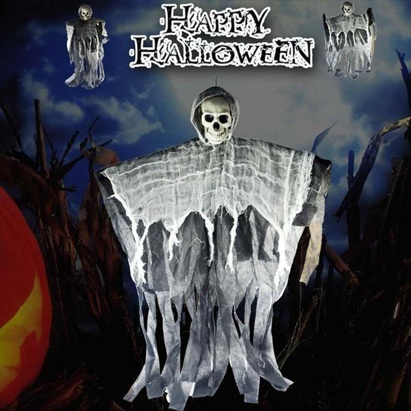 wish 100cm halloween hanging ghost haunted house hanging grim