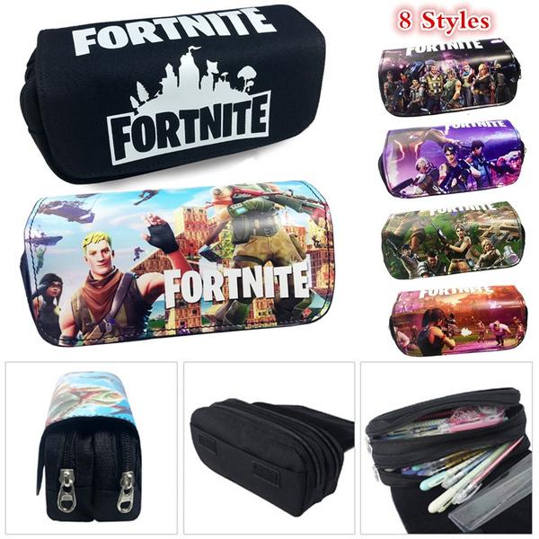 Fortnite model 5 pen bag pencil case estuche colegio school case