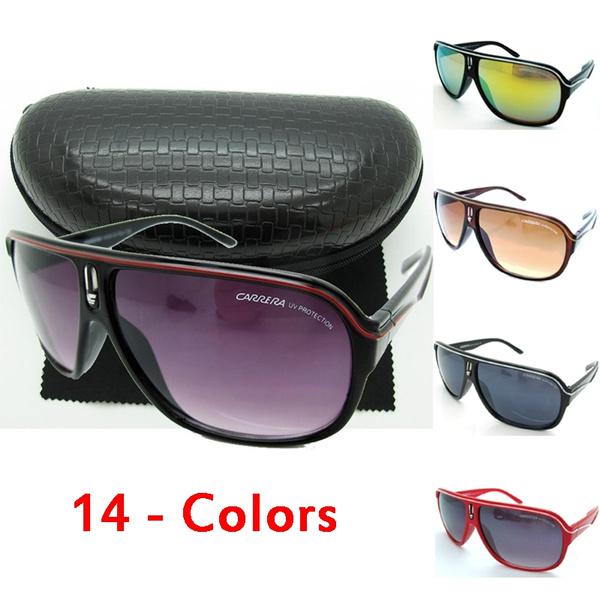 Unisex Box 0139 Sunglasses Fashion Matte With Mens Carrera Rim New 0122 Womens Glasses Full Frame rodCWexB